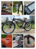 Elektrisch betriebenes Strand-Kreuzer-Fahrrad mit Fahrrad-Schutzvorrichtungen