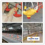 Strumentazione automatica del pollame dell'insieme completo per l'azienda avicola