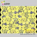 Yellow soñador Elastic Lace para Ladies