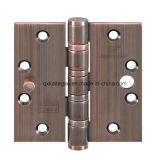 木のドア(454545-4BB)のためのSUS304 AC終わりの機密保護のヒンジ