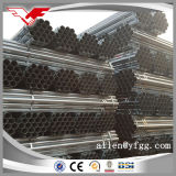 Tianjin ASTM A53 최신 복각 직류 전기를 통한 ERW 건축 강관 공장