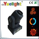 Свет пятна заречья 12CH 10W RGBW СИД Гуанчжоу Baiyun Moving головной