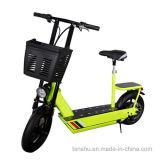Bike двойного места 2 колес электрический с задним сиденьем