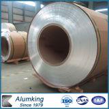 Bobina del aluminio de la fábrica 8011/de aluminio para la placa de emparedado