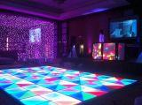 Танцевальная площадка света СИД влияния этапа освещения DMX RGB СИД этапа СИД