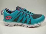 Chaussures de course de forme physique colorée de poids léger pour des femmes