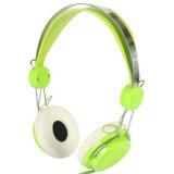 L'OEM stéréo professionnel d'écouteur de la meilleure qualité personnalisent l'écouteur