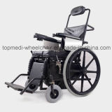 Rehabilitation Training를 위한 Wheelchair 높은 쪽으로 의학 Equipment Semi-Automatic Stand