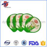 Verpacken und gedruckte Joghurt-Cup-Aluminiumfolie-Kappe