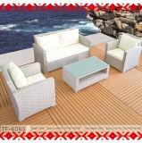 El conjunto al aire libre modificado para requisitos particulares más rápido del sofá de la rota del diseño del plazo de expedición