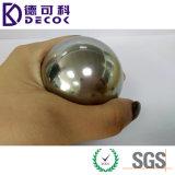 Bola de acero inoxidable de la esfera sólida AISI316 para el encadenamiento