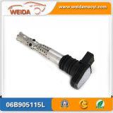 Nova bobina de ignição da parte do motor para Audi OEM 06b905115L