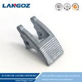 Машина давления малые алюминиевые части заливки формы
