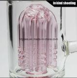 Стеклянные куря трубы в Stock барботере табака кальяна трубы водопровода Shisha толщином куря стеклянной дунутом рукой стремительном оптовом
