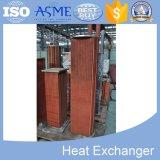 Échangeur de chaleur de tube d'acier inoxydable et d'interpréteur de commandes interactif sur la première vente