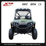 Motor traseiro side-by-side 200cc UTV do começo elétrico CVT