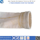 P84 non tessuto e sacchetto filtro composito del collettore di polveri di PPS per la pianta di forza idroelettrica