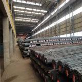Barra deforme costolata laminata a caldo Gr60 dal fornitore della Cina Tangshan (tondo per cemento armato 10mm)