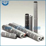 Filtro hueco de alta presión de la fibra