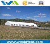 25m White ABS Hard Wall für Restaurant Schauplatz Culinary Events