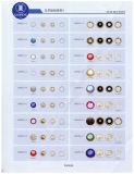 Заклепка для кнопки Prong украшения кнопки пружинного кольца одежд & покрынной кнопки прессформы
