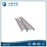 Material de construção do metal de bandeja de cabo perfurada