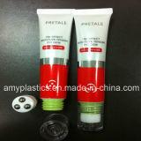 """tube en plastique de boule de commande en métal de trio de 19mm (3/4 """") pour l'empaquetage de produits de beauté"""