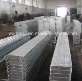 Безопасная прочная платформа лесов для конструкции