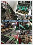 Vollautomatischer lochender HDPE Shirt-Weste-Beutel, der Maschine herstellt