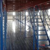 Assoalho de mezanino resistente do armazém do fabricante da cremalheira de China