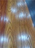 revestimento de madeira do desenho da mão da resistência de umidade da espessura de 18mm