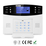 Выраженная система охранной сигнализации LCD беспроволочная GSM