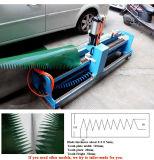 컨베이어 벨트를 위한 핑거 펀처 수압기 장비