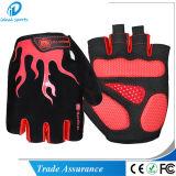 Fingerless перчатки велосипеда спортов безопасности руки (CGMT050)