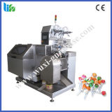 Máquina de embalagem redonda da torção dos doces do Lollipop no uso durável