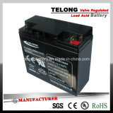 手入れ不要のSealed Lead Acid Power Battery (12V12AH)