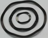 DIN137 표준 까만 강철에 의하여 구부려지는 파 봄 또는 자물쇠 세탁기