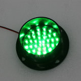 Semaforo verde personalizzato del segnale di 100mm Epistar LED