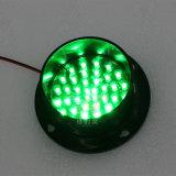 Kundenspezifische Ampel des 82mm Verkehrs-Lampen-Grün-LED