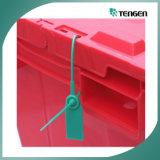 La serratura di plastica della guarnizione, plastica sigilla l'obbligazione