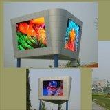 P16 im Freien RGB LED-Bildschirmanzeige
