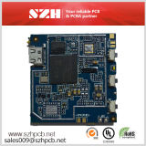 Indicador rápido PCBA do LCD da volta da alta qualidade