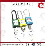 cadeado longo da segurança do grilhão de 76mm, resistência de alta temperatura