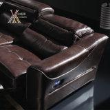 Il sofà moderno di Multifuntional ha impostato con il poggiacapo registrabile (830)