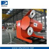 A máquina da pedreira do granito, fio do diamante do equipamento de mineração viu a máquina