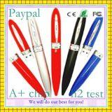 De promotie Aandrijving Van uitstekende kwaliteit van de Pen van de Sporten USB van de Wijzer van de Laser (gc-P005)