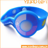 Wristband quente do USB do silicone do Sell para o presente (YB-WR-06)