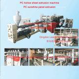 Heißes Rasterfeld-Maschinen-Höhlung-Rasterfeld-Blatt des Verkaufs-PlastikPP/PE/PC hohles, das Maschine 2017 herstellt