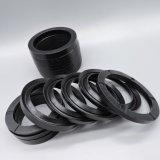 Sellos de embalaje Vee hidráulicos de Rubber+Fabric sin los pegamentos o extensión para los cilindros temporarios simples o dobles