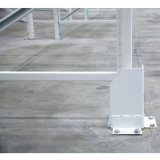 Alta calidad Almacén de estanterías Longspan